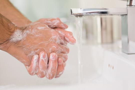 LIQUID HAND SOAP 2 LITRES